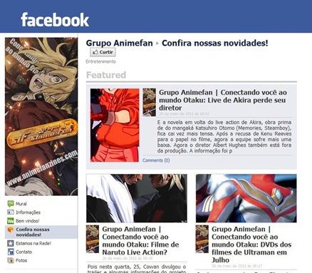 Facebook cópia