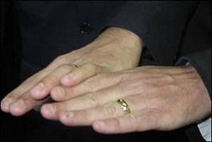 casamento gay maos