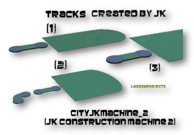 cityjkmachine_2  (JK Construction Machine 2) Custom Tracks (JK) lassoares-rct3