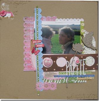 princess rosy papite sketchalicious #022