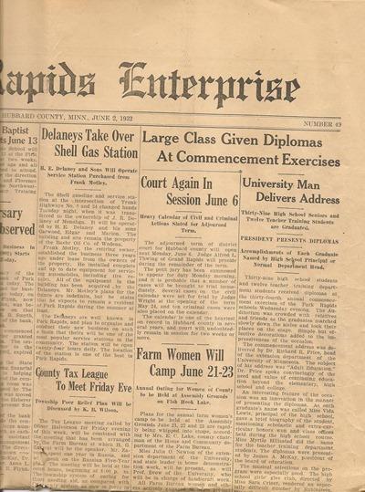 June 2 1932