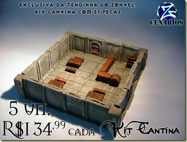 Kit Cantina
