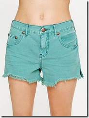 ColoredDenimcutoffShort_teal_F