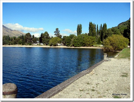 Views around Kingston, Lake Wakatipu.