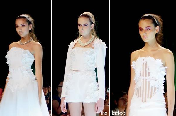 Raffles Graduate Fashion Show 2013 - Sharon Widjaja 2