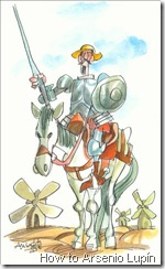 P00002 - Don Quijote - Ilustracion
