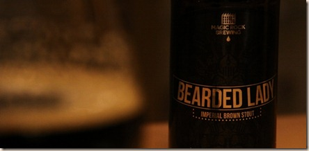 MagicRock BeardedLady Label wide