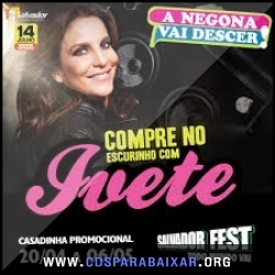 CD Ivete Sangalo - Salvador Fest (2013), Baixar Cds, Download, Cds Completos