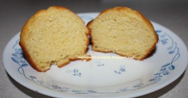 GF Corm Muffins -cut B