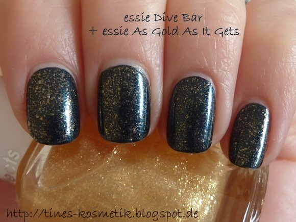 essie Dive Bar As Gold As It Gets 3