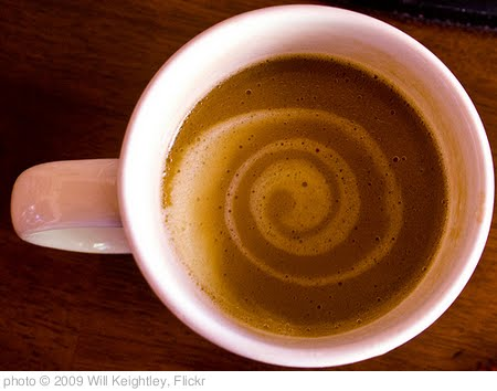 'Coffee Swirl' photo (c) 2009, Will Keightley - license: http://creativecommons.org/licenses/by-sa/2.0/