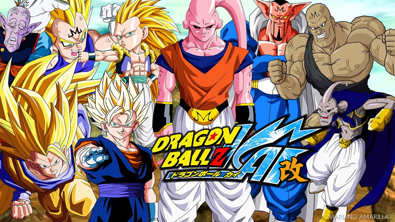 Elenco Confirmado para Dragon Ball KAI la Saga de Boo