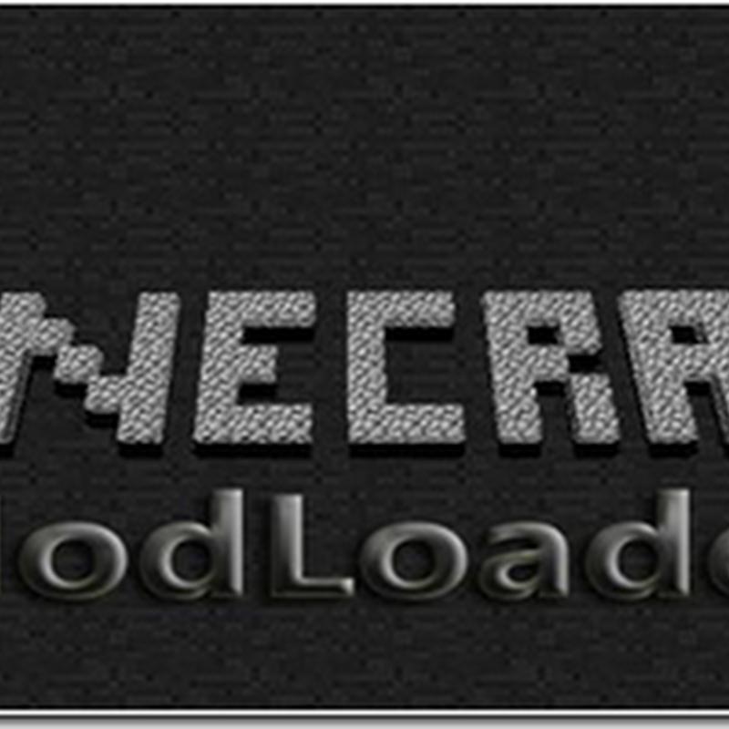 Minecraft 1.2.5–ModLoader 1.2.5 Mod (Risugami)