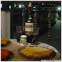Ужин на балконе
