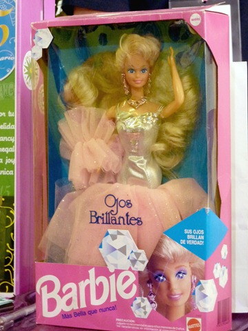 Madrid Fashion Doll Show - Rifa Barbie Ojos Brillantes
