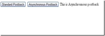javascript postback