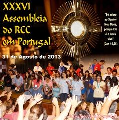 XXXVI Ass. RCC - 31.08.13
