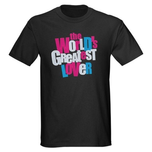 The World's Greatest Lover T-shirt