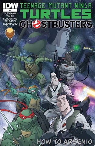 Teenage Mutant Ninja Turtles-Ghostbusters 001-000