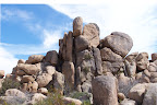 Rocks in Joshua Tree National Park (Park Photo taken by Rick Parker<br /> (Pic property of Harmony Motel)