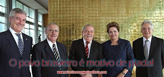 brasileiro é uma piada - Priscila e Maxwell Palheta