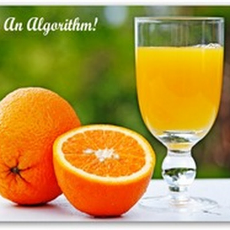 """There's Algorithms In My Orange Juice-Good Example on How Corporate USA  Models Work, They Have Many Available to Slip In to Place When New Laws are Created, Planned Out Ahead of Time to Use, Coca-Cola Uses This Planning to Create Nice """"Tangible"""" Products"""