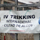 V Trekking Internacional Ciudad de Alcoy (13-Febrero-2010)