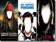 iStarin - Mettere la faccia nei poster dei film famosi
