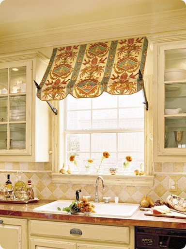 Kitchen Shade For Over Window