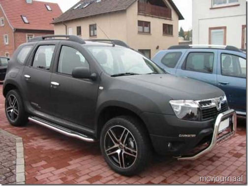 Dacia Duster Darkster 12
