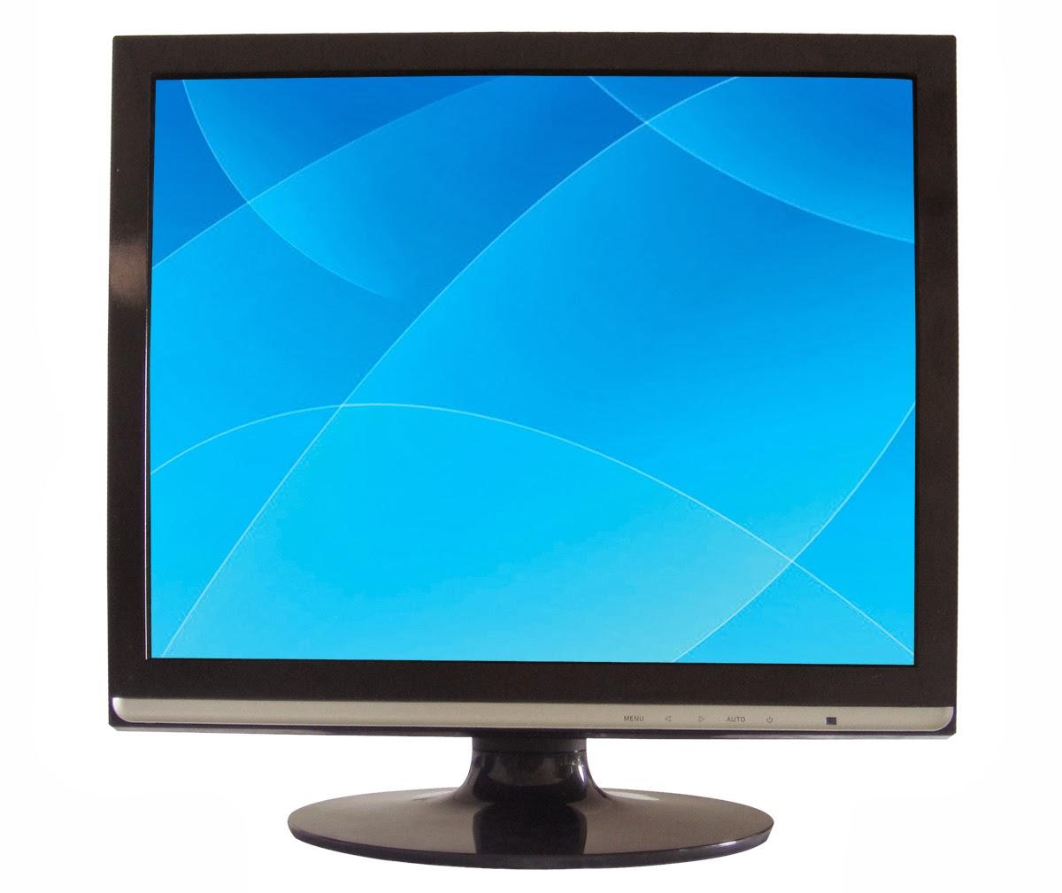 Perangkat Keras Monitor Komputer