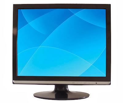 perangkat keras monito komputer