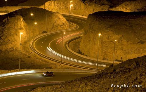 World's Greatest Driving Road: The Jebel Hafeet Mountain Road in the United Arab Emirates (UAE)