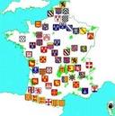 mapa dels blasons de l'ancian regime