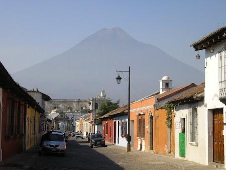 Guatemala: Volcano del Agua