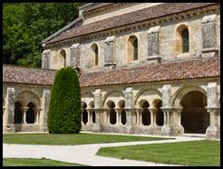 F cloister garden