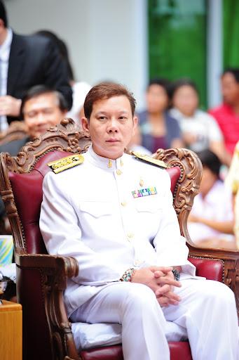ทำบุญทอดกฐินพระราชทาน วัดฮ่องกงธัมมาราม ๒๕๕๔