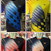Kaos Badminton Victor Oblong lokal new