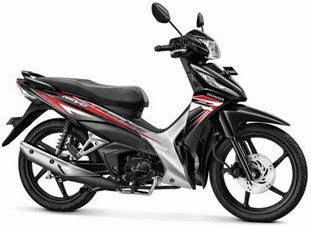 Honda revo fi 2014