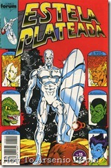 P00016 - Silver Surfer -  - 020 v3 #21