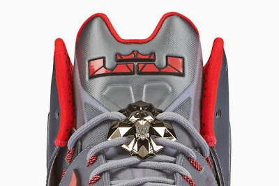 nike lebron 11 ps elite silver crimson camo 5 05 Release Reminder: Nike LeBron XI Elite Team Collection