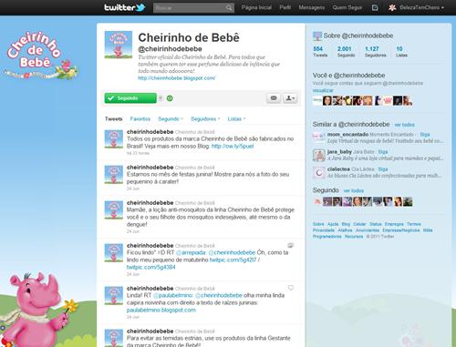 Twitter @CheirinhodeBebe