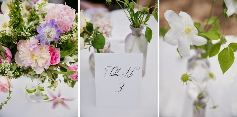 30 Oak and the Owl _ Garden Style Centerpieces