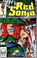 P00006 - Red Sonja v2 #4