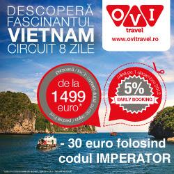Tur in Vietnam