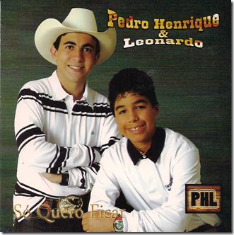 Pedro Henrique e Leonardo 10