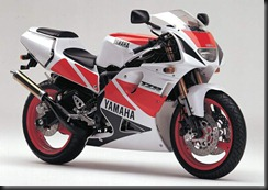 Yamaha TZR 250RS 93