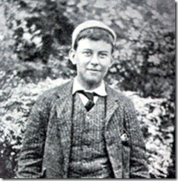 CROWLEY AT THE AGE OF 14