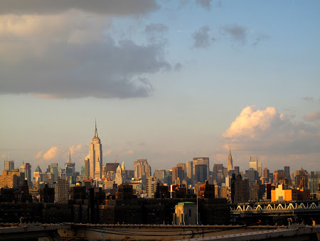 Things to do in New York: Cycle to enjoy Manhattan views