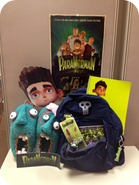 PARANORMAN 1st prize